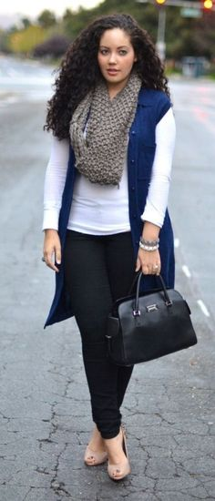 Corporate Chic for Plus-Sized Women: 35 Style-Plus Office Outfits - Plus Size Outfits Winter, Fall Outfits For Work, Casual Work Outfits, Mode Outfits, Chic Outfits, Curvy Work Outfit, Casual Wear, Outfit Work, Work Casual