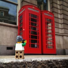 In his series The Legographer, photographer Andrew Whyte has been busy documenting the adventures of his little LEGO protégé, shooting scene...