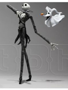 Jack skellington topper