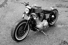 Concours RAD : Harley-Davidson 883 Evolution by Groseb...