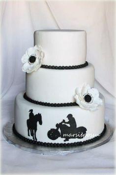 Marsispossu: hääkakku, weddingcake
