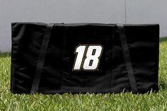 Cornhole Carry Case - NASCAR #18 Kyle Busch
