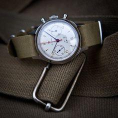 Magnifique montre Seagull 1963 Air Force #look #mode #montre #watche #fashionformen