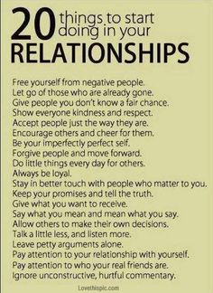 20 things to start doing in your relationship quotes relationships quote relationship quote relationship quotes