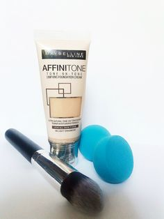 Maybelline New York Affinitone Foundation Review