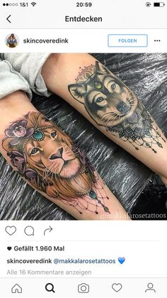NEED THE LION