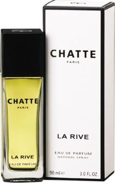 La Rive - Chatte EDP 90 ml / Chanel - No.5