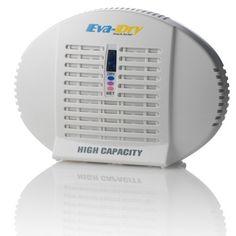 Eva-Dry E-500 Dehumidifier (Wireless)