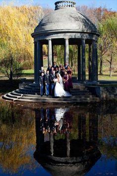 Larz Anderson Park - Wedding Party