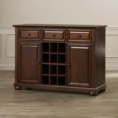 Best Of Sideboard Cabinet with Wine Storage