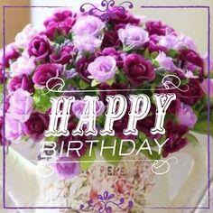 Happy Birthday Woman, Happy Birthday Flower, Happy Birthday Meme, Happy Birthday Pictures, Happy Birthday Messages, Happy Birthday Greetings, Birthday Greeting Cards, Birthday Fun, Birthday Quotes