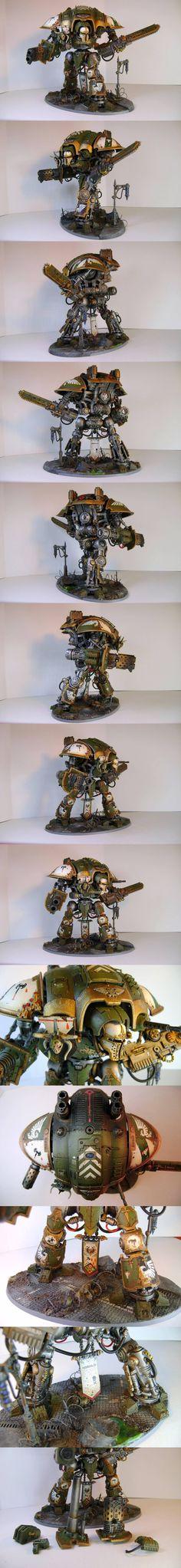Imperial Knight - Cadmus