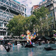 Di colpo incontrai Igor Stravinsky #urbanexploration #paris #igersfrance #igmasters #vsco #vscocam #vscogood #seemycity #iphoneonly #minimal #gotourism #globetrotter #folklife #folktravel #folk #life #liveauthentic #livefolk #huffpostgram #guardiantravelsnaps #gettyinstagramgrant