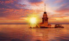 İstanbul'dan günaydın… Şehirde iyi bir gün geçirmeniz dileğiyle… ... Goodmorning from Istanbul… Hope you'll have a nice day in the city…