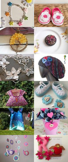 Floral - beauty to make you smile :) by Pam Price on Etsy--Pinned with TreasuryPin.com