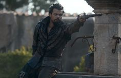 The Musketeers - 2x03 - The Good Traitor, Porthos