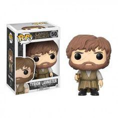 Funko Pop Tyrion Lannister Juego de Tronos - Temp.7