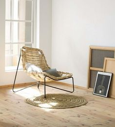 TINA - Rattan Chair