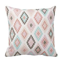 Ikat Pillows,Throw Pillows for Couch, decorative pillows for bed, Pillows, Ikat Throw Pillows, Decorative Pillows for couch
