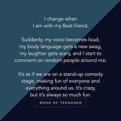 """This is so us 😍♥️"" Follow @bookofteenager 💕 - Via Rahul Kaushik 👊🏻 - - - #writing #bookofteenager #amreading #quotes #writer #author…"
