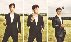 Benedict Cumberbatch looks sexy while throwing a rubics cube. ugh