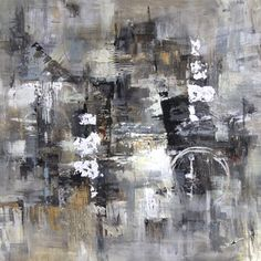@Overstock - Artist: UnknownTitle: Abstract in Grays  Product type: Canvas arthttp://www.overstock.com/Home-Garden/Art-in-Style-Abstract-in-Grays-Hand-Painted-Wall-Art/7683130/product.html?CID=214117 $142.19