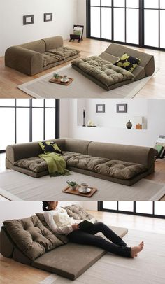 Responsible Bed Lazy Couch Dormitory Small Back Legless Single Computer Bedroom College Student Bedroom Tatami Folding Chair Highly Polished Furniture