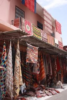 Marrakesh I am so going there.