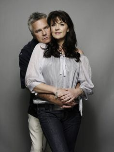 RDA and Amanda Tapping :)