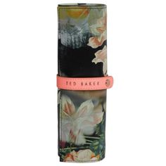 Ted Baker - Travel Jewellery Roll - Opulent Bloom http://www.sandsgifts.co.uk/ted-baker-travel-jewellery-roll-opulent-bloom.ir