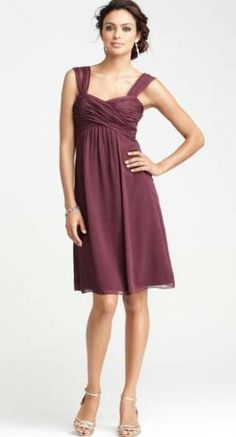 Ann Taylor Valentina dress image