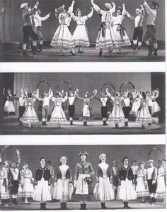 """Antonio """"EL Bailarín"""", BALLET DE ANTONIO. Danzas Vascas"""