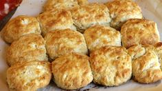 A perfect biscuit recipe! Serve as a breakfast side, a tasty sandwich, ladle with gravy for a hearty entree, or top with strawberries for a yummy dessert!