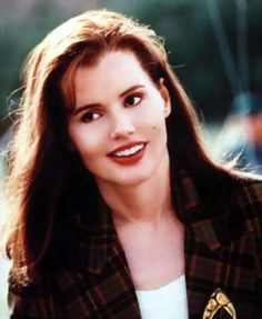 Will geena davis cum facial