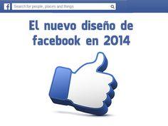 EL NUEVO DISEÑO DE FACEBOOK EN 2014. ¿QUÉ PASÓ CON EDGERANK?: Facebook renovó su look una vez más. El pasado 7 de marzo fue lanzado oficialmente el nuevo diseño de Facebook 2014. ¿Cuáles fueron los cambios?