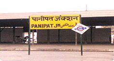 Panipat Railway Station- Transpotation...