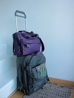Well Designed Travel: How to Pack Lightly — aka Fitting Everything I Need for 3 Months Into 2 Bags!