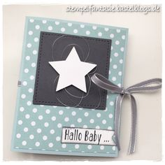 stempelfantasie – Seite 6 – fantasievoll, kreativ, Stampin`Up! Baby Cards, Creative Cards, Stampin Up, Blog, Wraps, Gift Wrapping, Gifts, Scrapbooking, Baby Favors