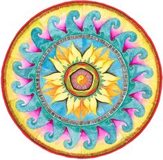 """<div class=""""ngg-title"""">Caribbean Mandala</div> <div class=""""ngg-desc"""">In your mind, find a pristine white sand beach, with sublimely warm and gentle turquoise waters, and go there often to search for the treasures of your soul.</div>"""