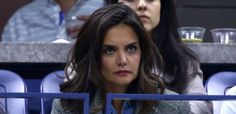 Katie Holmes Looks Distraught After Tom Cruise Allegedly Snubs Plea To Meet Daughter, Suri Cruise