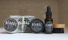 if you live in South Africa and you or your man has a beard, then these are the…
