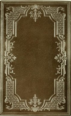 Discover thousands of images about Vintage Frame - Border Islamic Art Pattern, Pattern Art, Art Nouveau, Plafond Design, Baroque Decor, Classic Ceiling, Vintage Book Covers, Decorative Borders, Borders And Frames