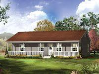 1000 images about casas de campo on pinterest tree - Ver casas bonitas ...