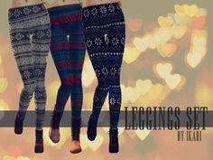 IkariW's [IW] Leggings Set I