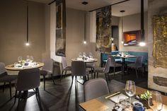 Yoshi Japanese Restaurant   Claudia Pelizzari Interior Design®