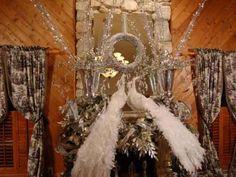 Image detail for -10 Decorative Christmas Mantel Decoration Ideas   Niriti