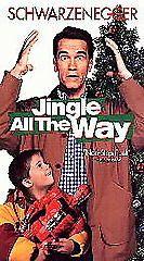 Jingle All the Way (VHS, 1997) Schwarzenegger STILL SEALED! | DVDs & Movies, VHS Tapes | eBay!