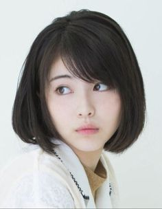 Hot Japanese Girls, Beautiful Japanese Girl, Japanese Beauty, Beautiful Asian Girls, Asian Beauty, Asian Short Hair, Girl Short Hair, Asian Cute, Cute Asian Girls