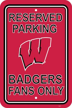 Badger fans only!!
