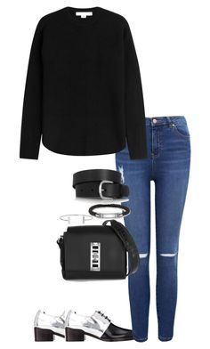 """Untitled #192"" by elliedella ❤ liked on Polyvore featuring 3.1 Phillip Lim, Forever New, Alexander Wang, Proenza Schouler, Thomas Sabo, Humble Chic, Isabel Marant and BackToSchool"